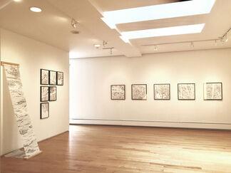 #inbetween by Maria Maggiori | solo show, installation view
