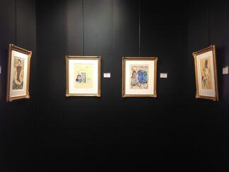 Marc Chagall: Enchanted Dreams, installation view