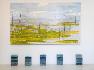 Aida Mahmudova: Passing By..., installation view
