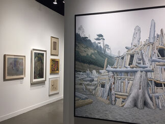 Winchester Galleries at Seattle Art Fair 2017, installation view
