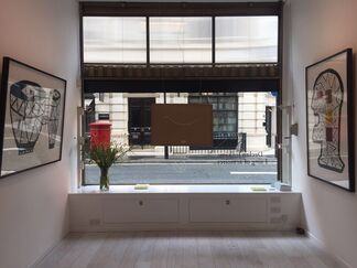 Declan Jenkins: I sing of armoires..., installation view