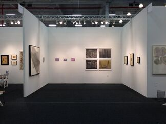 VICTORI+MO CONTEMPORARY at Art on Paper 2015, installation view