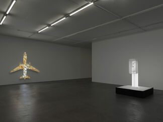 Doug Aitken, installation view