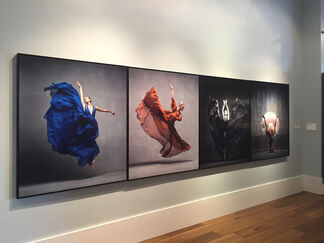 The Art of Sound and Movement, installation view