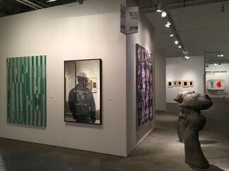 MARUANI MERCIER GALLERY at EXPO CHICAGO 2017, installation view