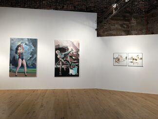 Bruce Adams: Untitled Part 1, installation view