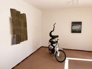 Surroundings - Satellite Florence, installation view