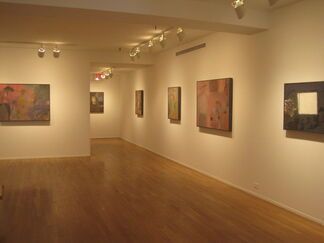 Patricia Broderick: Selected Paintings, installation view