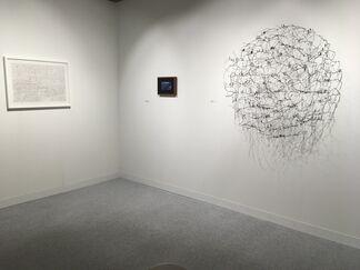 Gibbons & Nicholas at VOLTA14, installation view