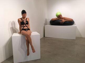Carole A. Feuerman | Perception, installation view