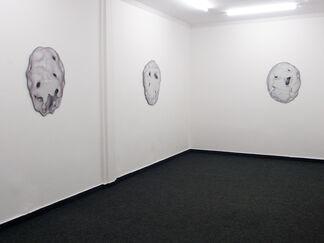 Jeremy Shaw - Degenerative Imaging in the Dark, installation view