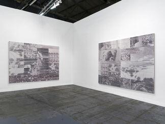 Anat Ebgi at The Armory Show 2016, installation view