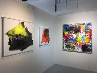 February Exhibit, installation view
