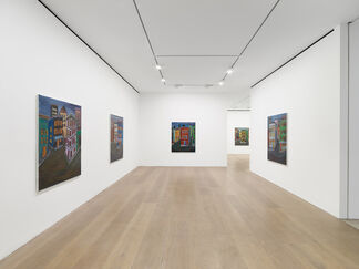 Josh Smith:  Spectre, installation view