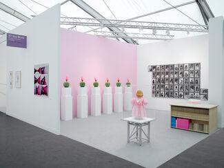 Richard Saltoun at Frieze London 2017, installation view