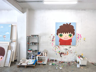 Fake is the future, installation view