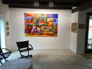Bel Borba >>Sons do Brasil<<, installation view