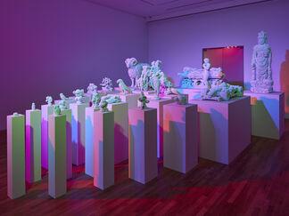 Kohei Nawa: Trans-figure, installation view