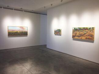 Ron Arthaud, Nolan Preece, and Michael Sarich, installation view
