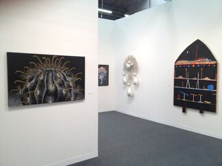 P.P.O.W at The Armory Show 2014, installation view