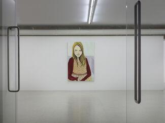 Ritratto di donne, installation view