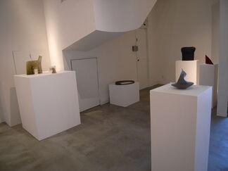 "vol.10 Naoko Kato ""space-time world"", installation view"