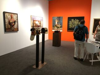Shulamit Gallery at PULSE Miami Beach 2014, installation view