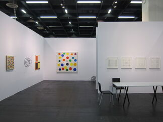 Slewe at Art Cologne 2015, installation view