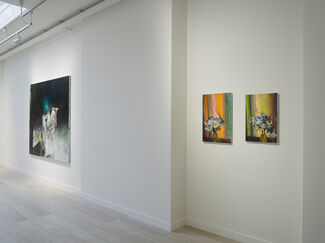Justin Mortimer: It Is Here, installation view