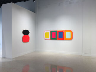Synthetic Wonderland, installation view