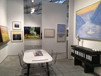 Jerald Melberg Gallery at Art Miami 2017, installation view