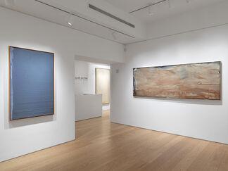 Jules Olitski : On The Edge, installation view