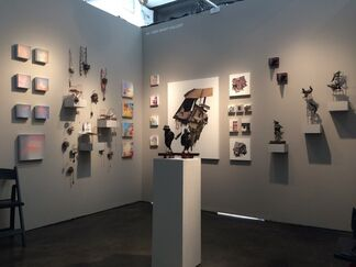 BoxHeart at Superfine! New York, 2017, installation view