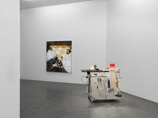Ran Huang: An Experience Shaped By An Experience I Never Experienced, installation view
