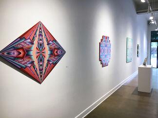 Portals & Dimensions, installation view