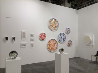 Art Front Gallery at Art Stage Singapore 2014, installation view