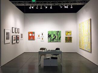 G. Gibson Gallery at Seattle Art Fair 2017, installation view