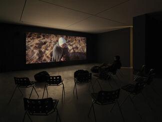 John Akomfrah: Hauntologies, installation view