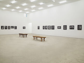 the theatre of apparitions -Roger Balen solo exhibition, installation view