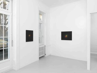 """Darren Almond, """"The Swerve / The Light Of Time"""", installation view"""