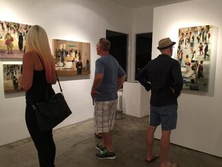 Sherry Karver - Word on the Street, installation view