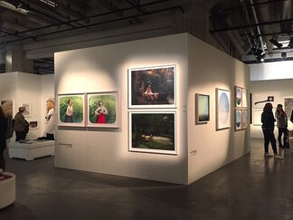 MC2Gallery at Haute Photographie 2019, installation view