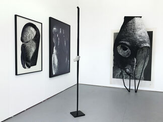 Inga Gallery of Contemporary Art at UNTITLED, Miami Beach 2016, installation view