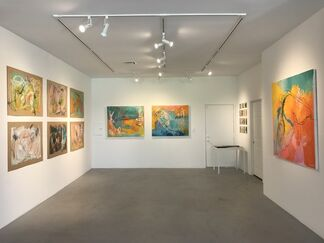 Prolepsis of the Archetype, installation view