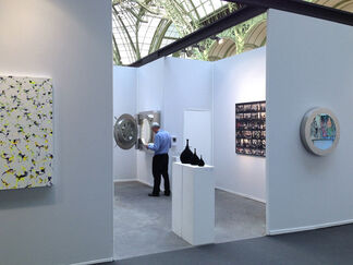 Galerie Olivier Waltman | Waltman Ortega Fine Art at Art Paris 2014, installation view