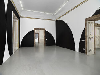 Sol LeWitt: Lines, Forms, Volumes 1970s to Present, installation view