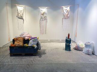 LRRH_ at viennacontemporary 2015, installation view