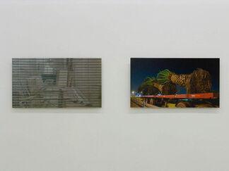 TERRITORIO DISEÑADO - Nicolas Rupcich, installation view