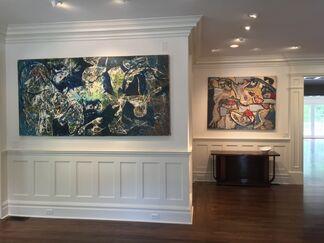 Richard Snyder, installation view