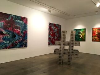 AUGUST: Mixed Show, installation view